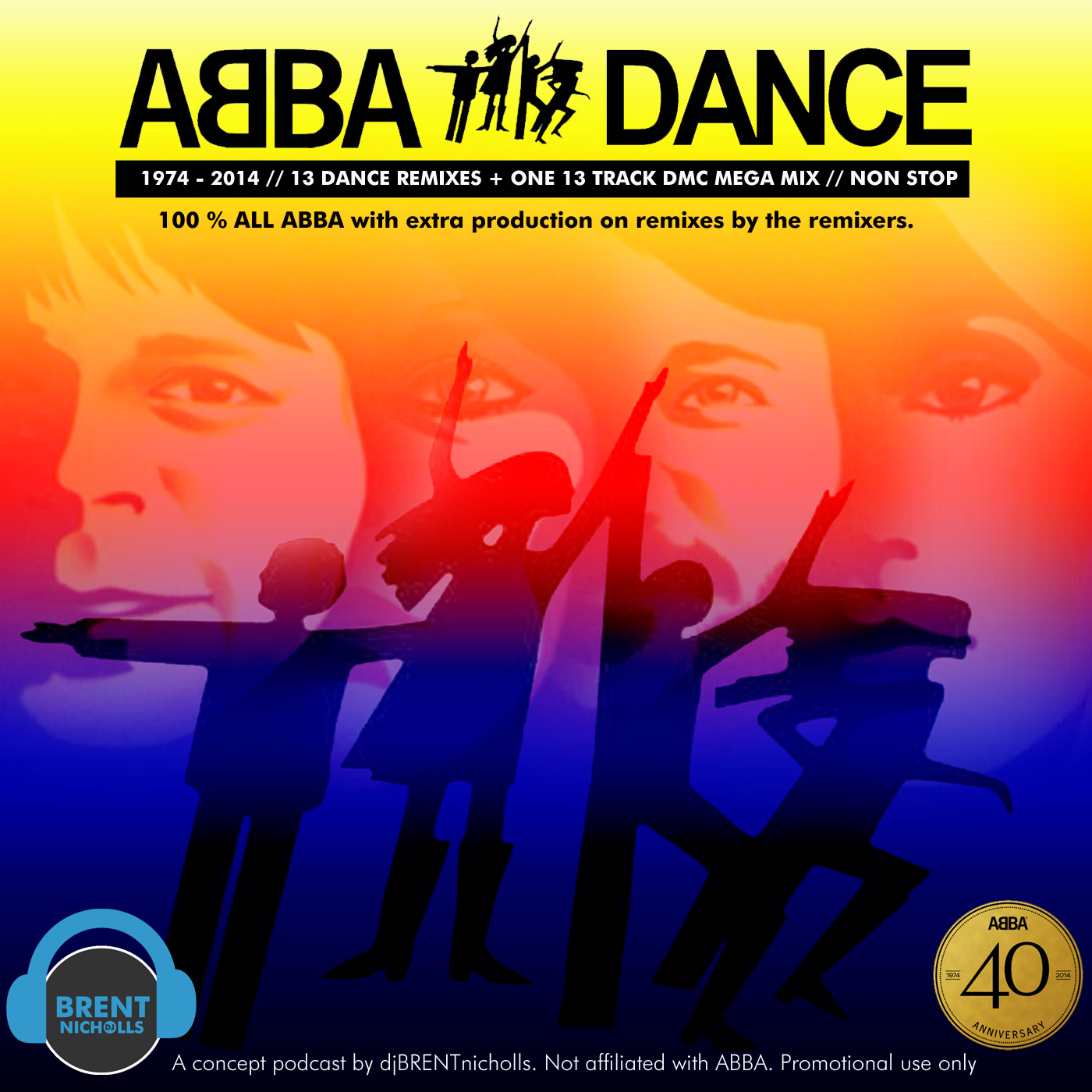 RETRO: ABBA//DANCE