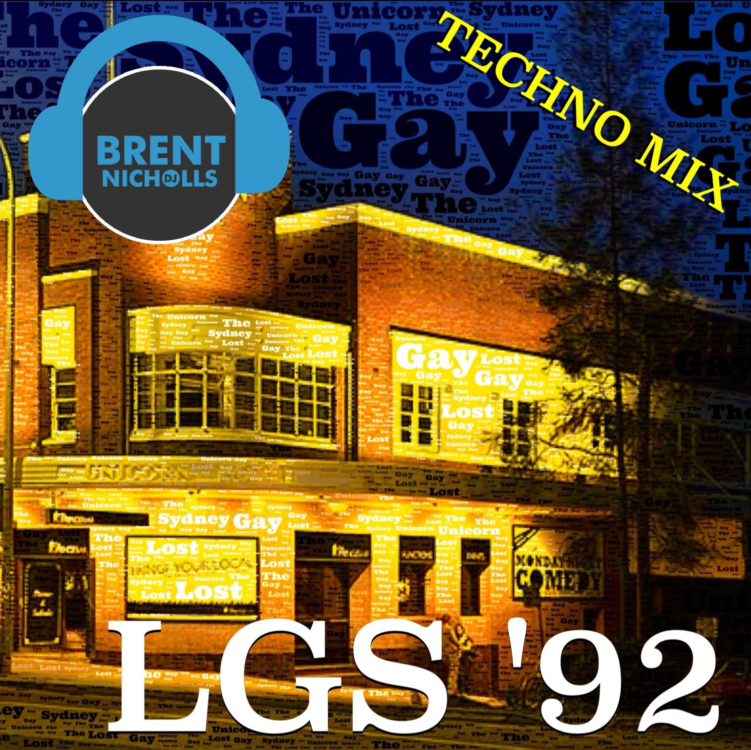 RETRO: LGS 1992 TECHNO MIX