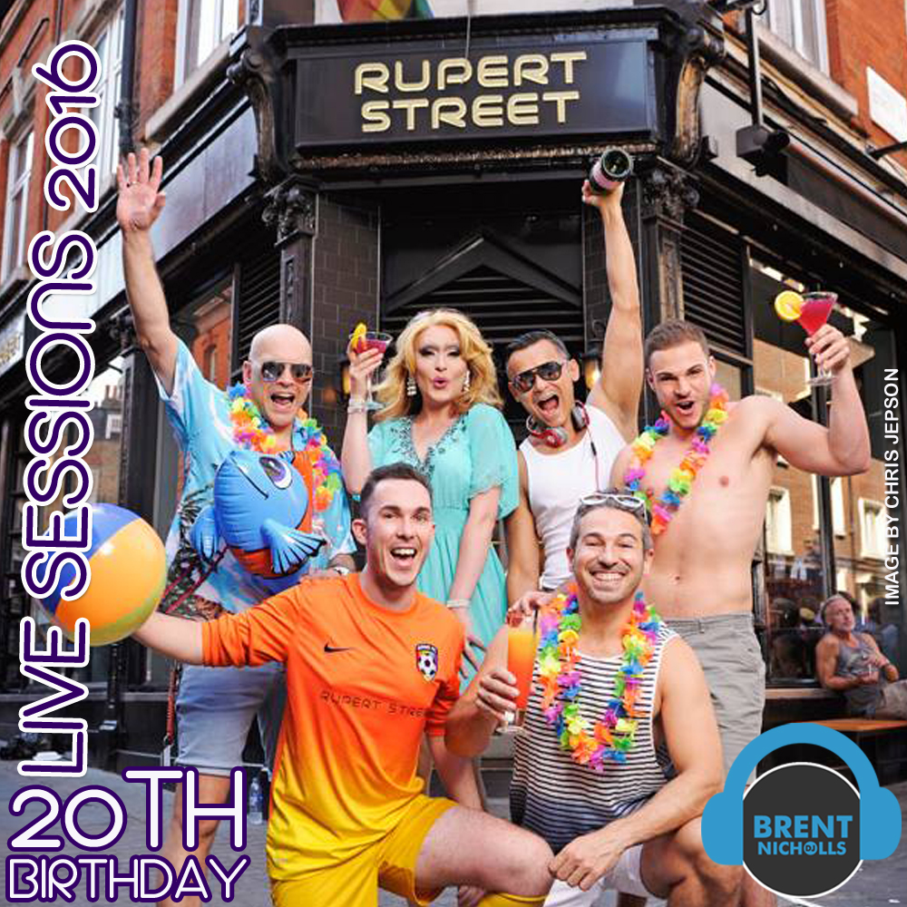 PODCASTS: LIVE SESSION 2016- RUPERT ST 20TH BIRTHDAY