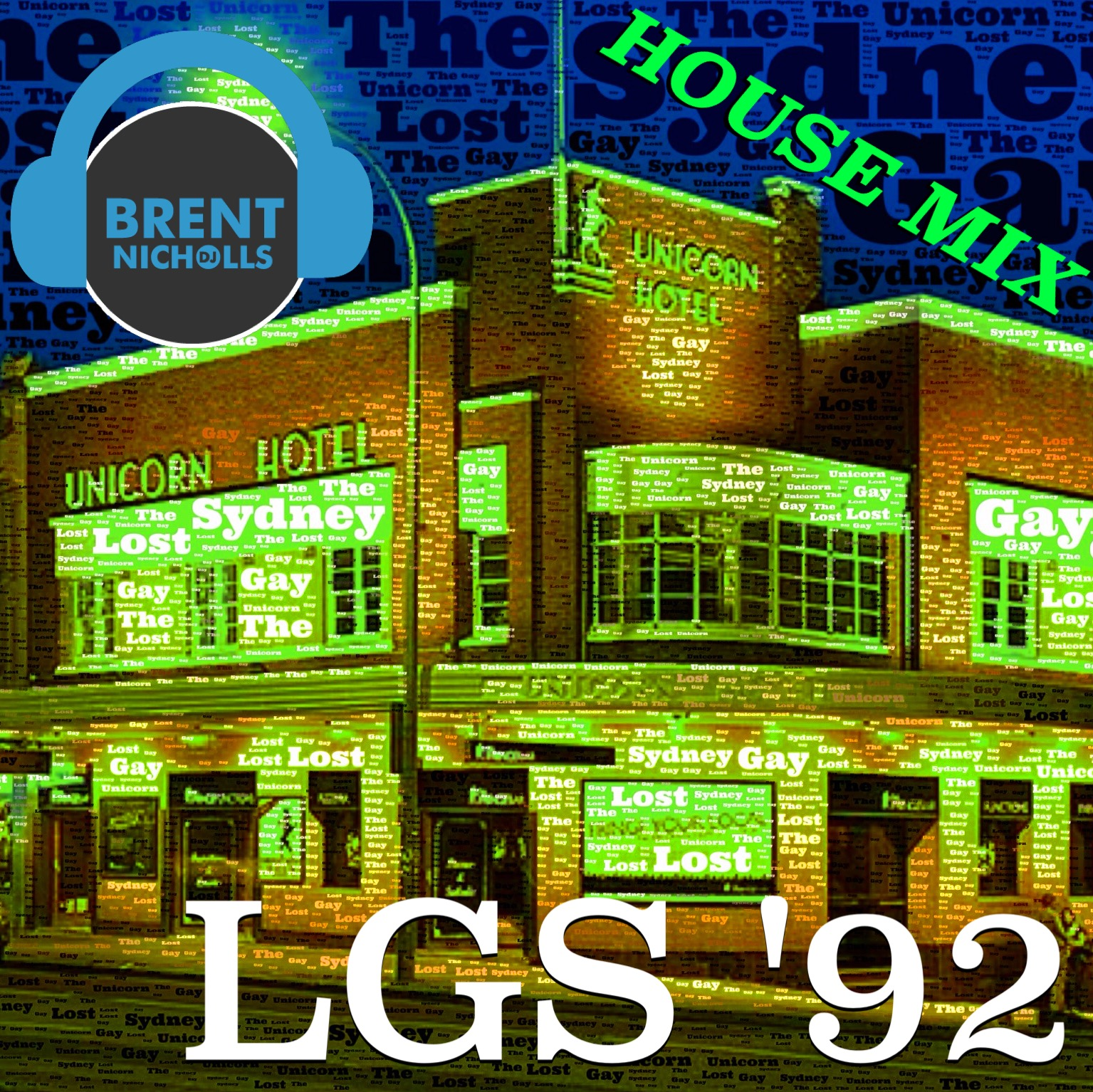 RETRO: LGS 1992 THE HOUSE MIX