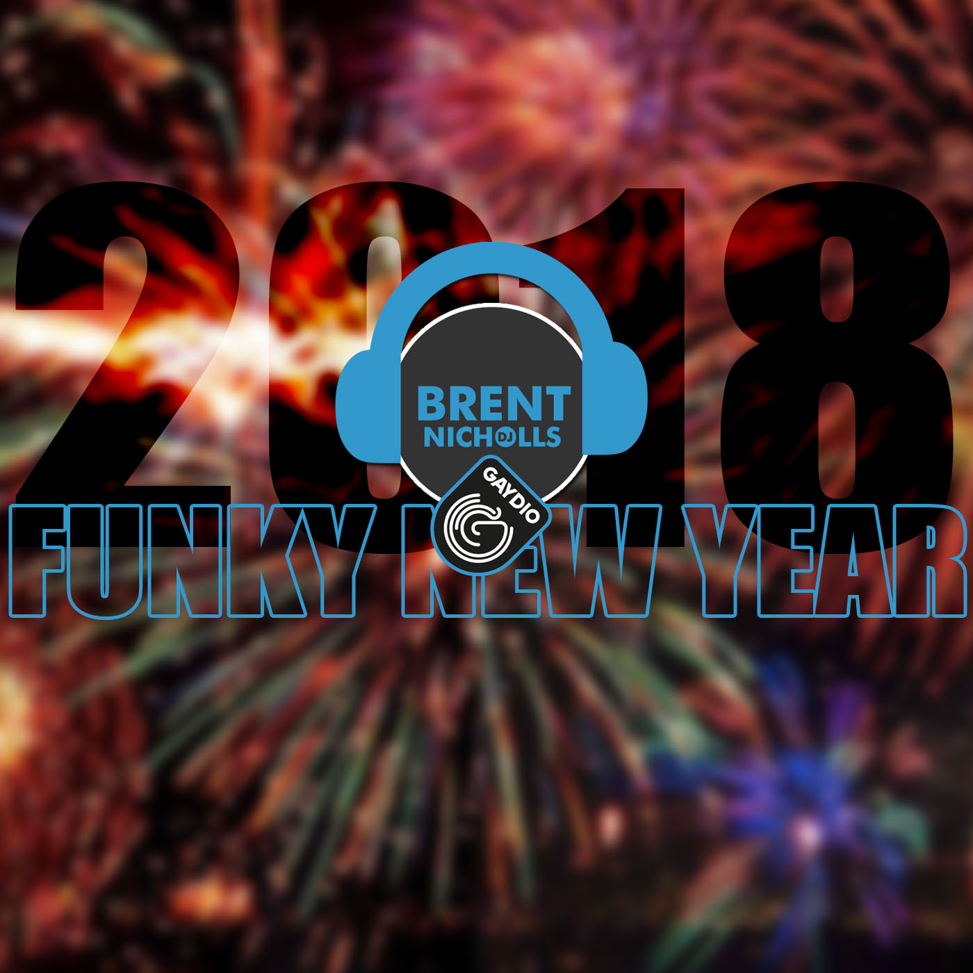 PODCAST: GAYDIO FUNKY NEW YEAR 2017/18
