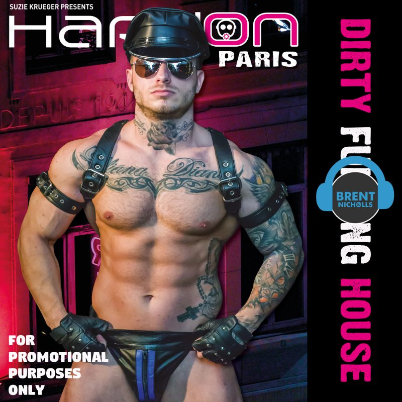 PODCAST: HARD ON PARIS- DIRTY FUNKING HOUSE