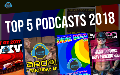 TOP 5 PODCASTS OF 2018