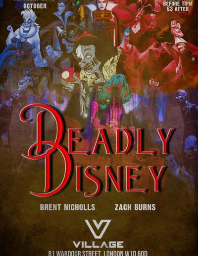 Deadly Disney