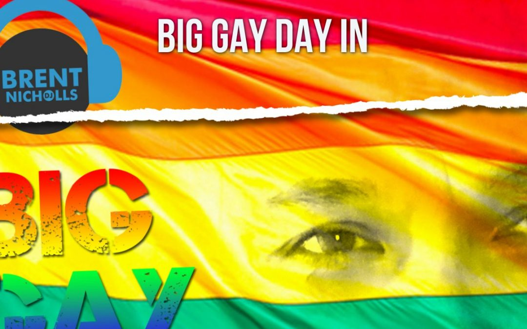 SPECIALIST PODCAST: BIG GAY DAY IN