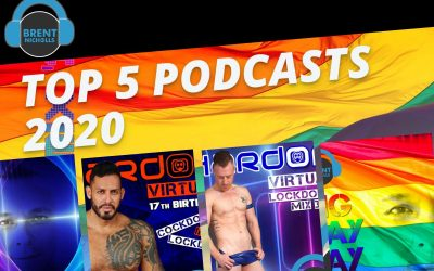 TOP 5 PODCASTS OF 2020