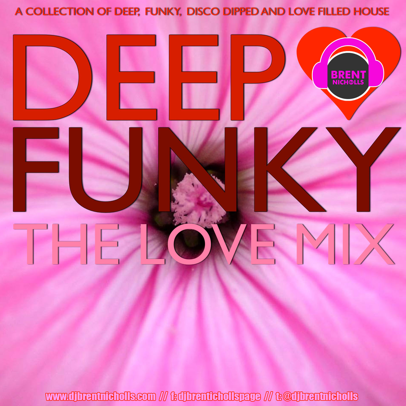 PODCAST: DEEP FUNKY- THE LOVE MIX