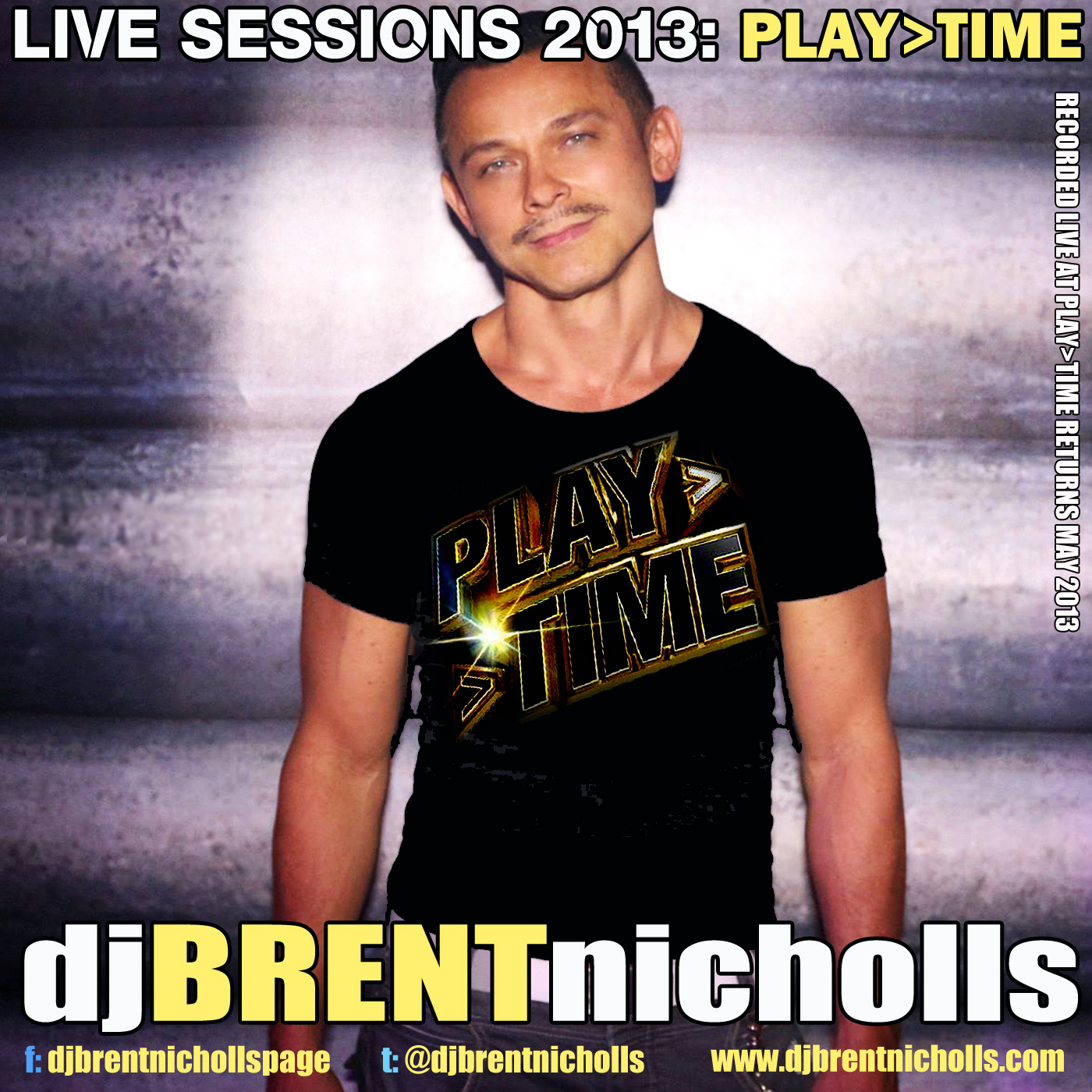 LIVE SESSIONS 2013: PLAYTIME RETURNS