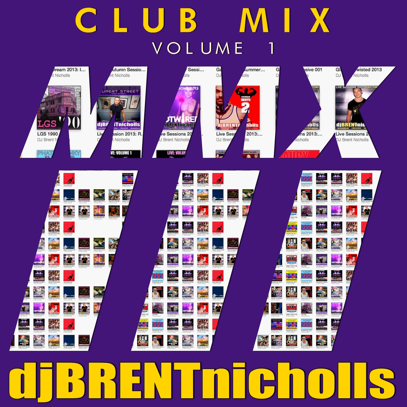 PODCAST: MMXIII -ANTHEMS 2013- THE CLUB MIX