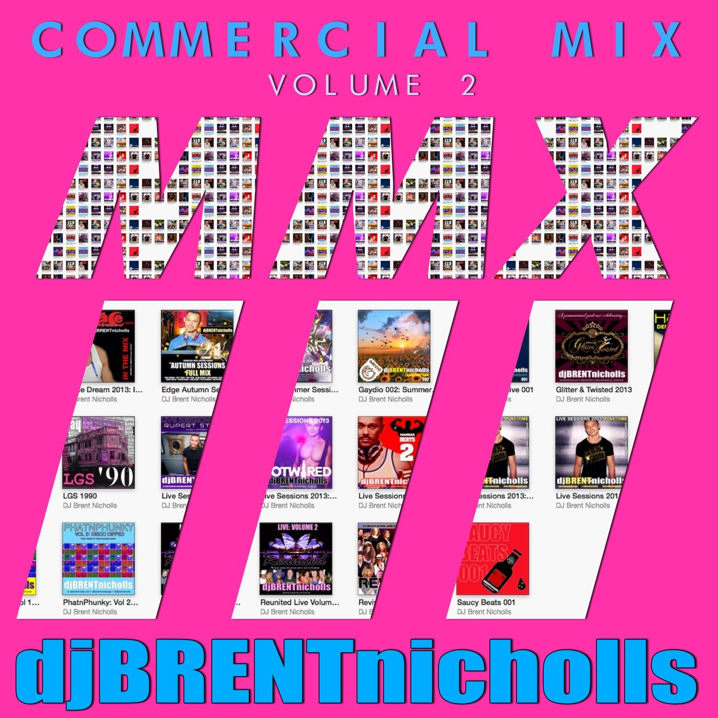 PODCAST: MMXIII ANTHEMS 2013- THE COMMERCIAL HOUSE MIX