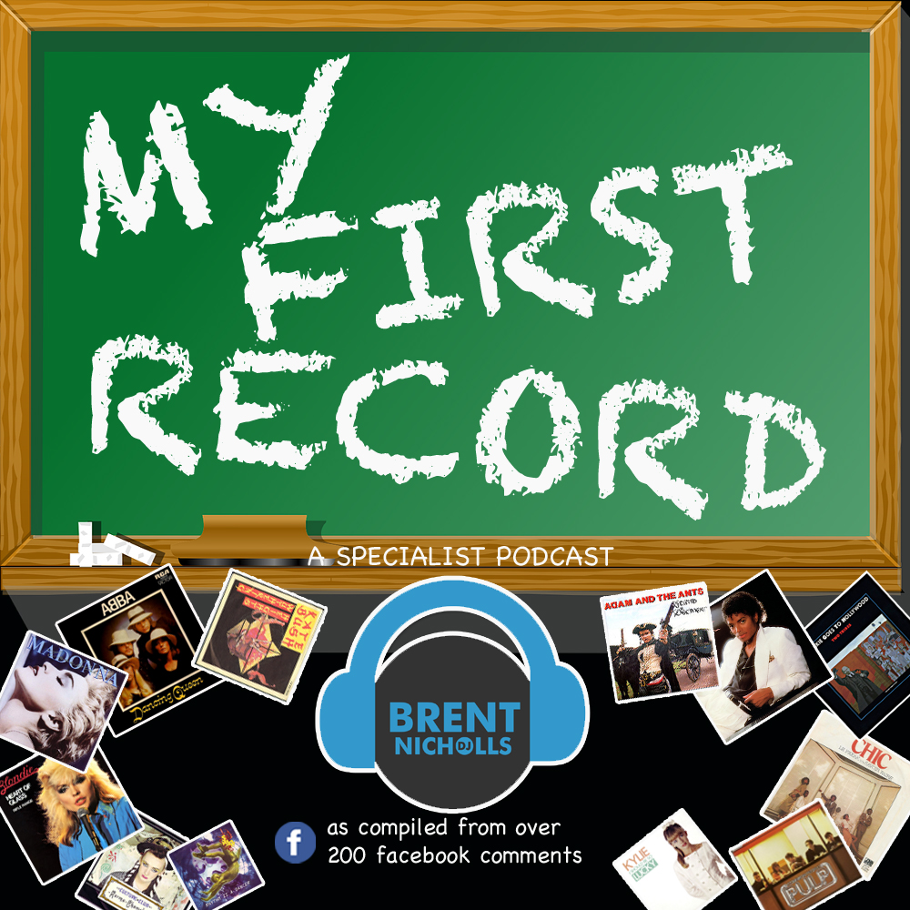 SPECIALIST PODCAST: MY FIRST RECORD