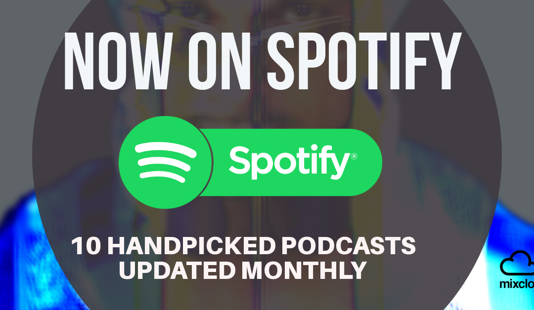 SPOTIFY TOP 10 PODCASTS