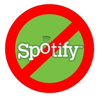 SPOTIFY SUPPORT REMOVED